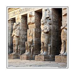 (2349) Medinet Habu Temple (Egypt)