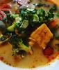Tom yum #tomyum #tofu #thai #umhlanga #africadosul #southafrica