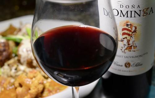 Dona Dominga Cabernet Sauvignon 2015