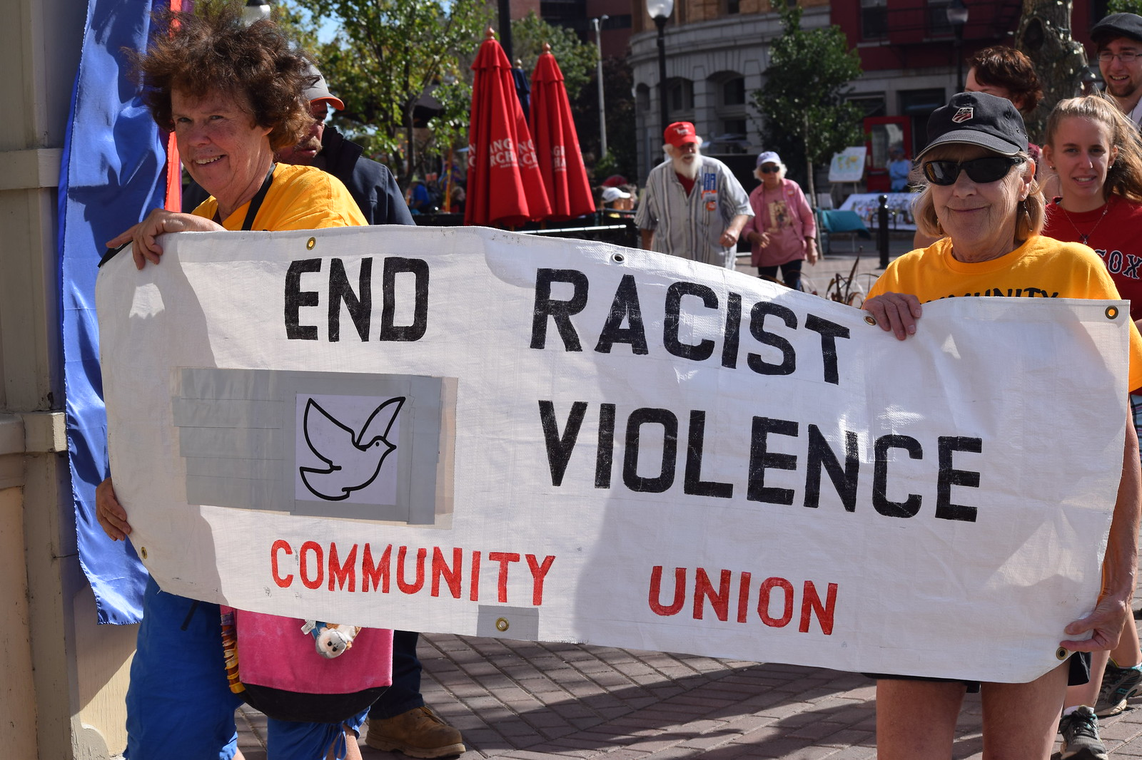 Bangor, ME End Violence Together Rally - CNV 2016 (17)