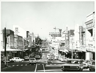 Devon Street, main street New Plymouth