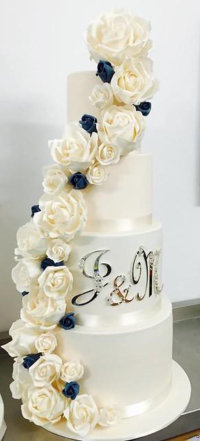 Cake by Melanie Broome - Sugar Artistry