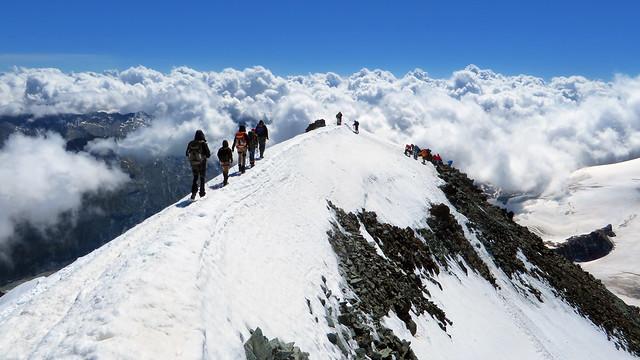 Allalinhorn (4027m) - Wallis - Schweiz [Explored #273]