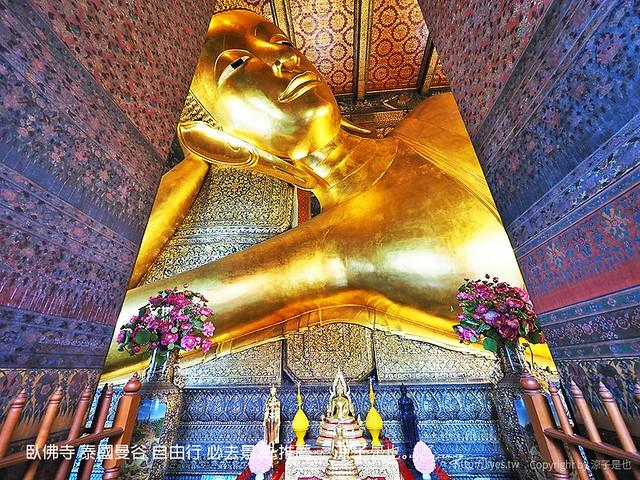 臥佛寺 泰國曼谷 自由行 必去景點 推薦 25