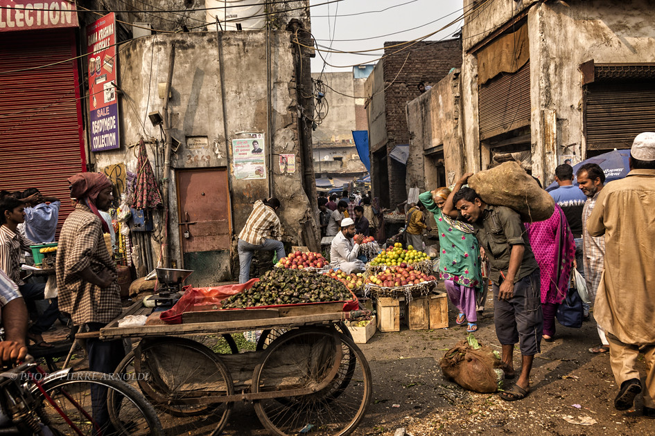 DELHI : CAPHARNAÜM