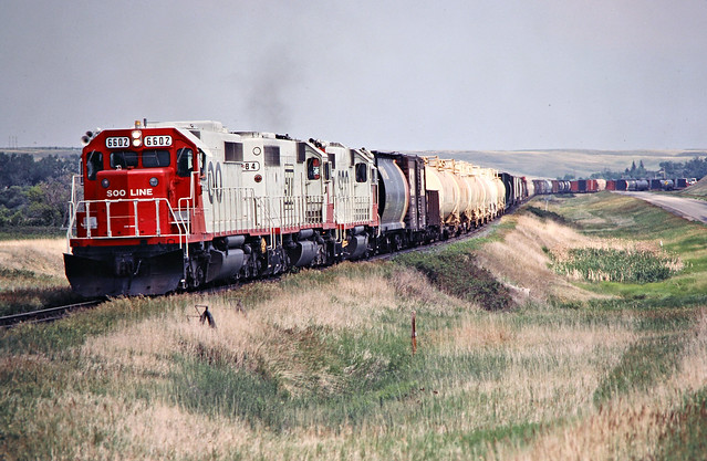 SOO, Foxholm, North Dakota, 1980