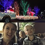 Fun at the Tempe Lights Parade! by bartlewife