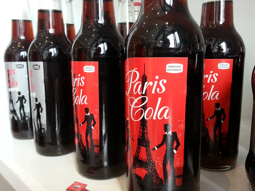Passion France Fonbelle Paris Cola