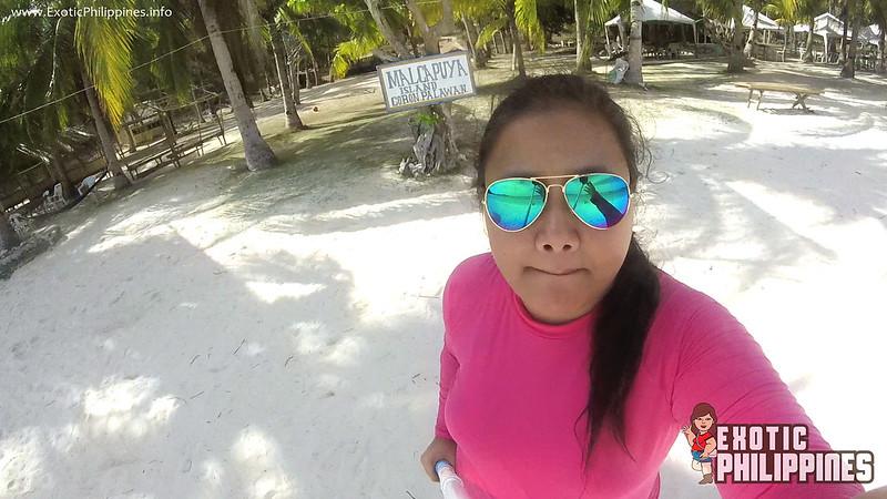Malcapuya Island Coron Palawan Philippines)