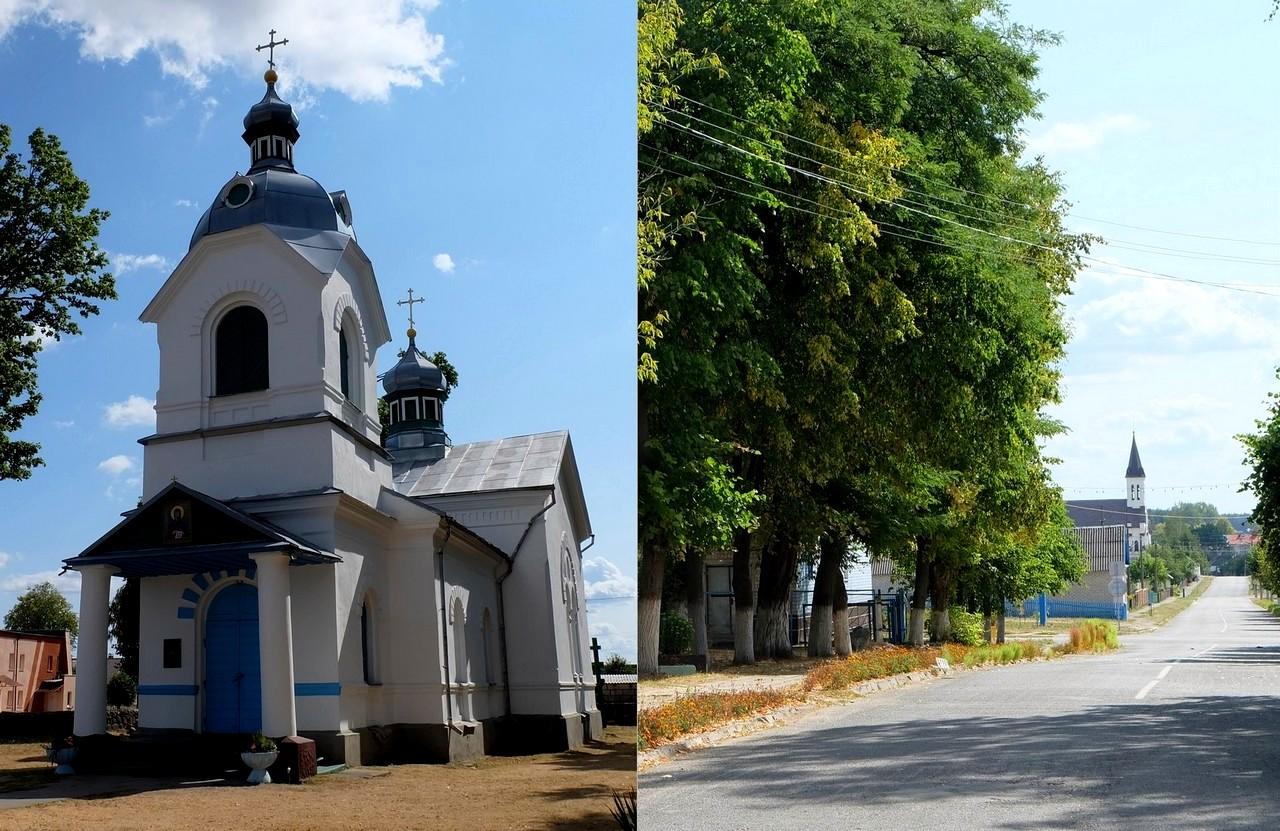 Церковь Святого Георгия, Коссово, Беларусь
