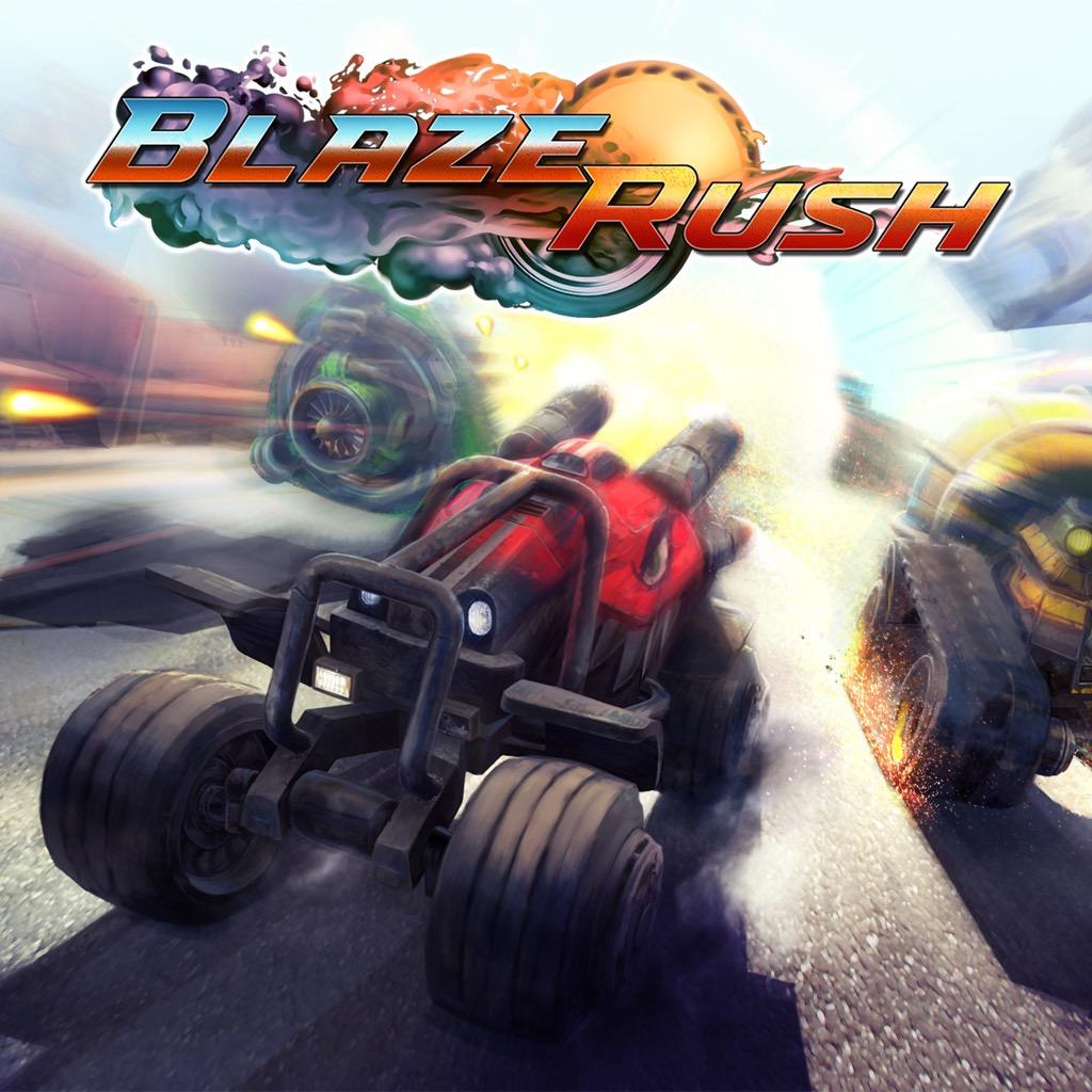 Blaze Rush