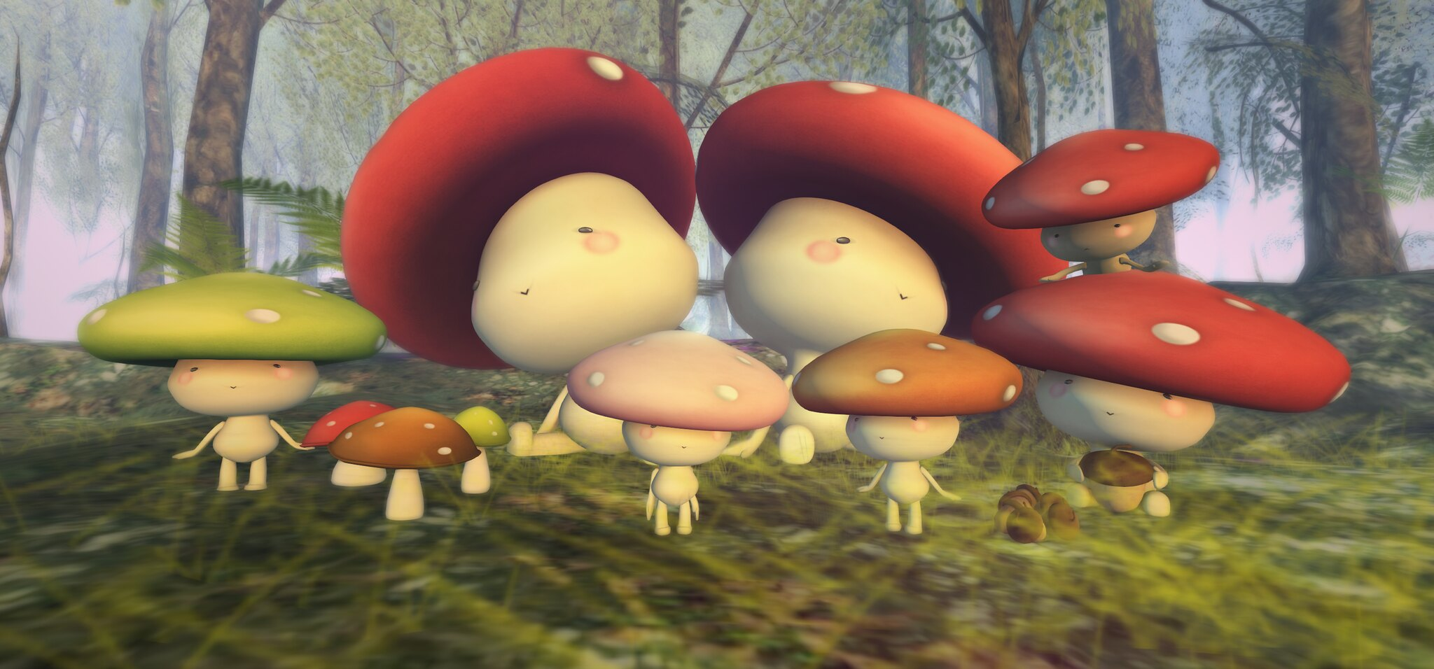 Life as a Shroom
