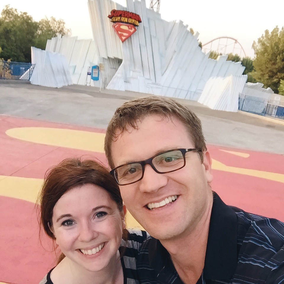 Date Night at Six Flags