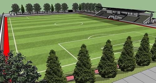 Новий стадіон