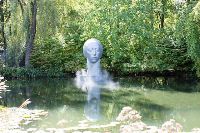 Leucantha, Grounds for Sculpture