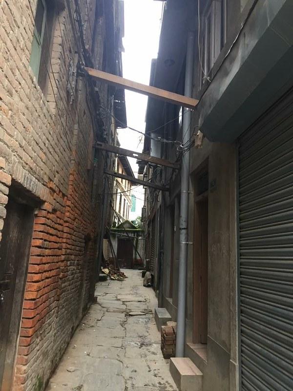 Alleys in Kathmandu
