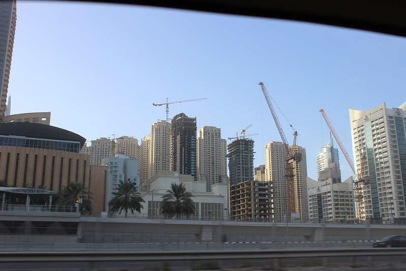 Dubai from the road 3