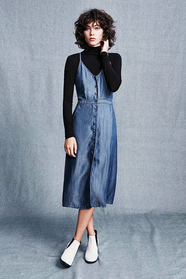 Must-Have Denim Pieces For Fall