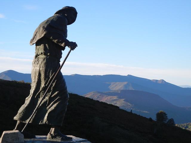 O'Cebreiro to Triacastela