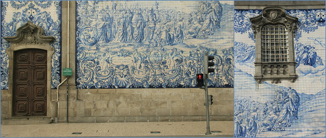 Azulejos, Porto