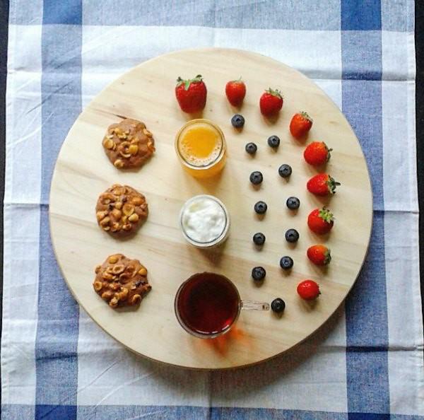 Desayunos geométricos 12