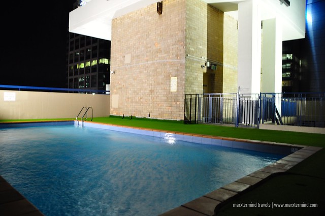 Park Regis City Centre Rooftop Pool