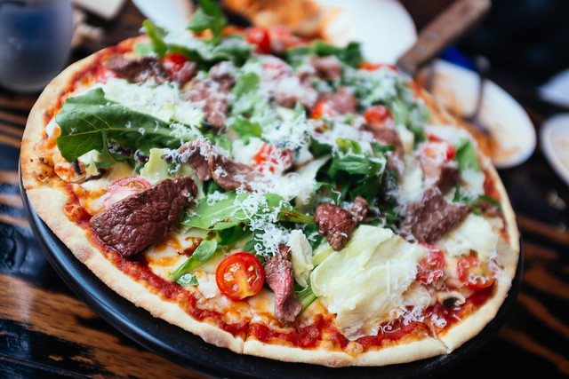 Seoul: Pizza
