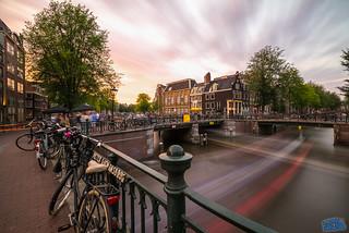 Amsterdam Summer Mood - II