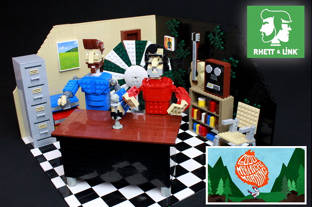 LEGO Good Mythical Morning