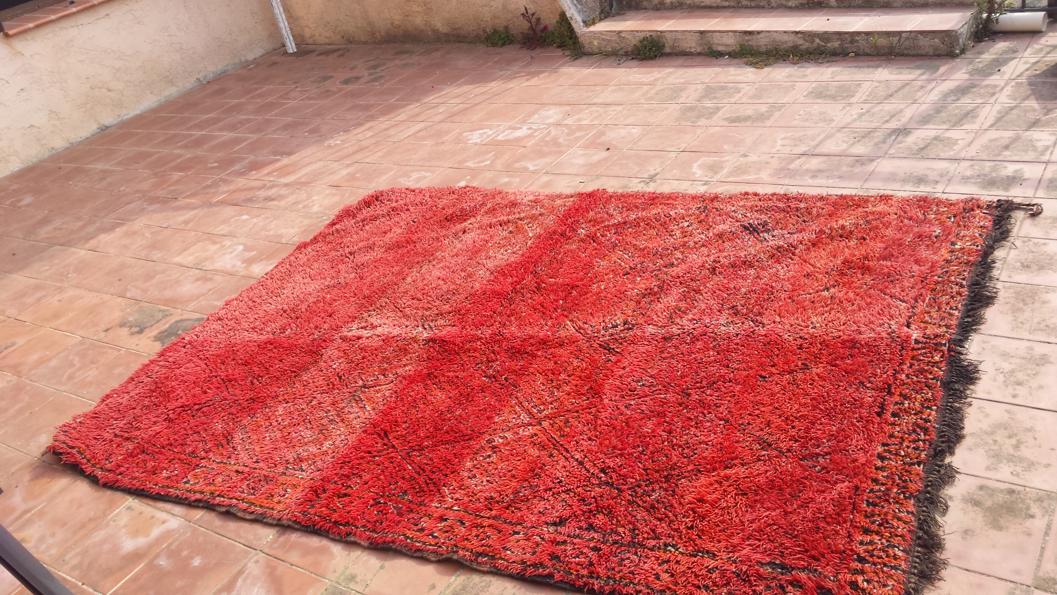 tapis zayane - Grand Tapis