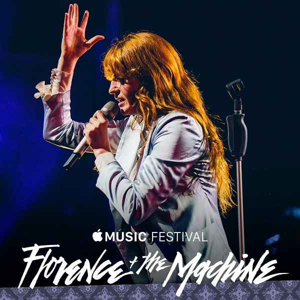 Florence And The Machine - Apple Music Festival London