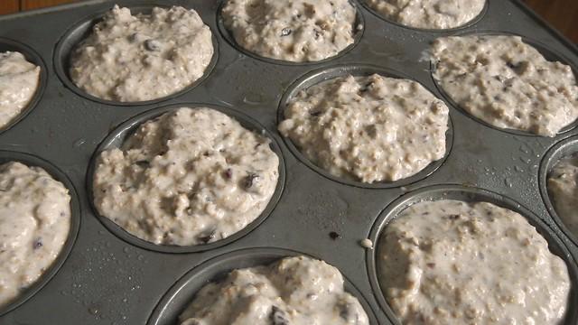 Jammy Bran Muffins 9