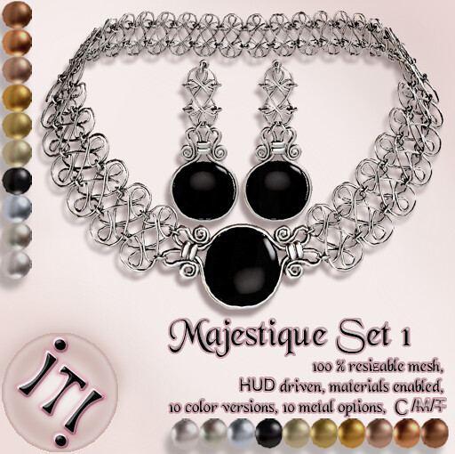!IT! - Majestique Set 1 Image