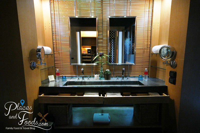 ramada khao lak hotel villa bathroom
