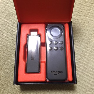 Fire TV Stick開封!