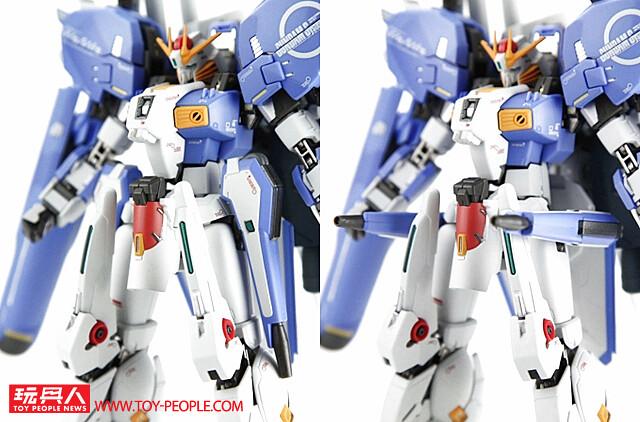 METAL ROBOT魂 (Ka signature) SIDE MS Ex-S鋼彈 開箱報告!