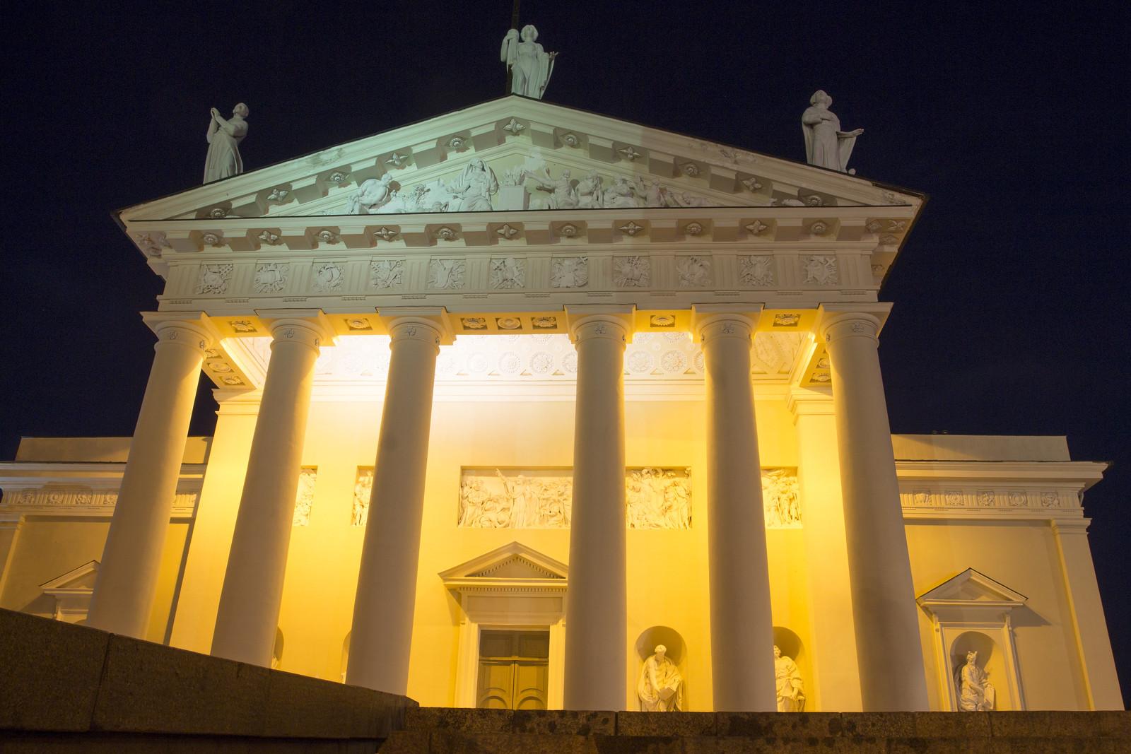 Katedra wileńska - Vilnius