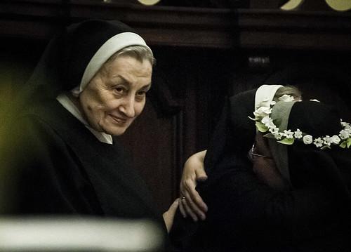 Emoción en el Monasterio