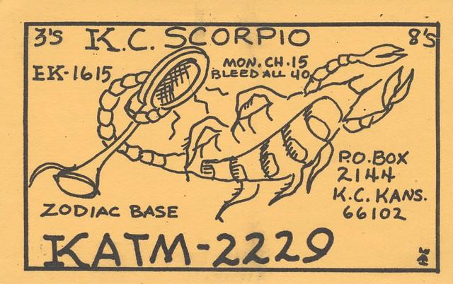 K.C. Scorpio - Kansas City, Kansas