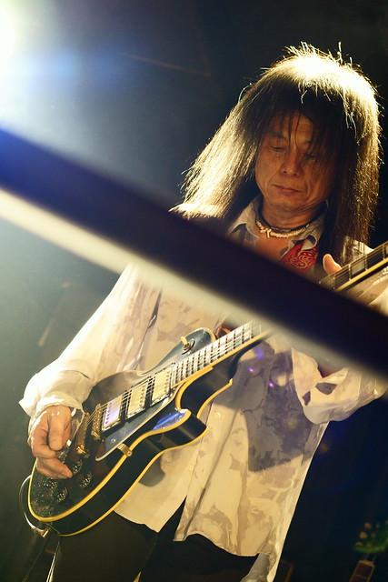 Tangerine live at Outbreak, Tokyo, 25 Nov 2015. 247