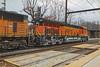 BNSF 3844 - Langhorne PA
