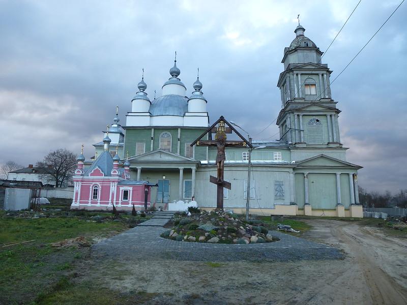 Рождественско-Никольский храм