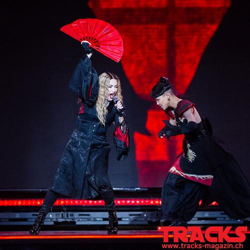 Madonna @ Hallenstadion - Zurich