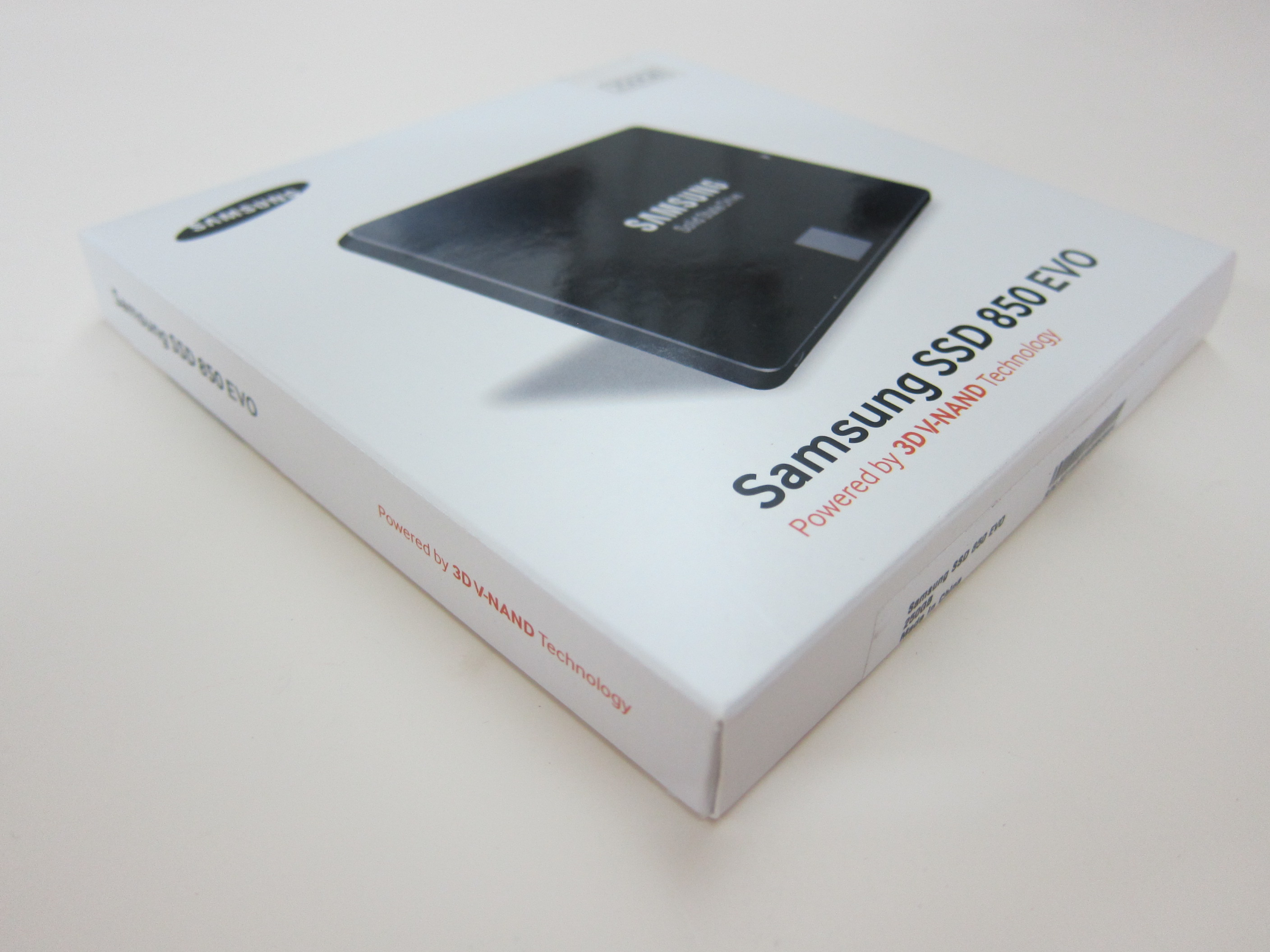 Samsung 850 Evo 250gb 25 Inch Sata Iii Internal Ssd Blog 860 Box