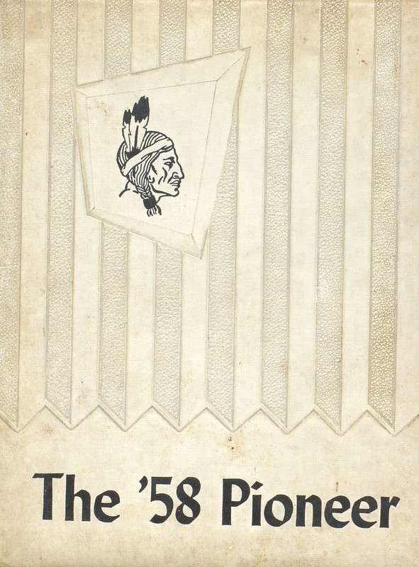1958 Wurtland High School Yearbook