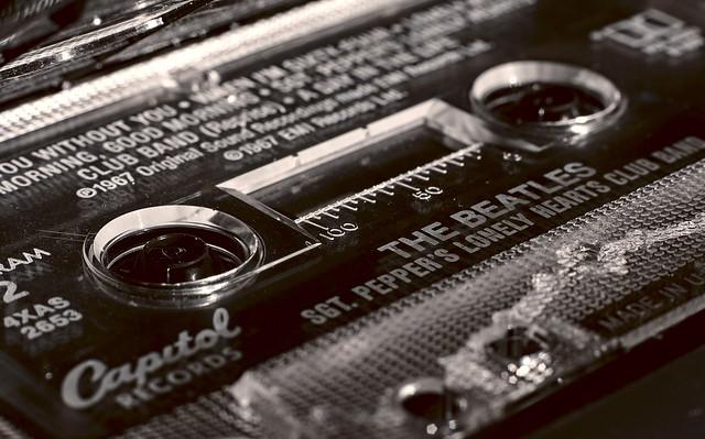 Sgt. Pepper's Lonely Hearts, Canon EOS DIGITAL REBEL XS, Canon EF 50mm f/1.8 II