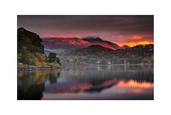 Sunrise over Derwent Water - Explore 30.10.2016 No.16