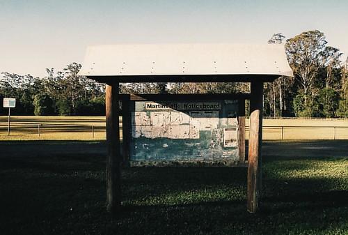 #film #35mm #martinsville #noticeboard #vsco