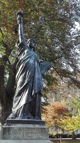 La liberté éclairant le monde - Auguste Bartholdi