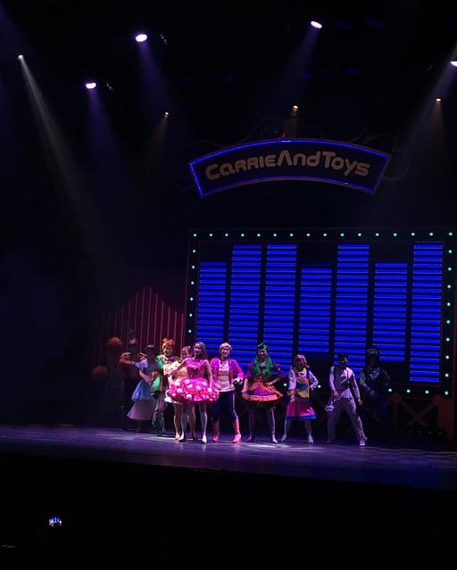 Carrie musical performance. #carrieandtoys #캐리언니 #캐리와장난감친구들뮤지컬